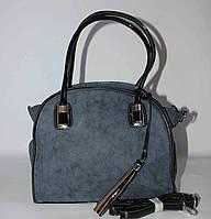 Женская сумка с кисточкой SilviaRosa, синий