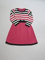 Тёплое шерстяное платье для девочек 92р,98р