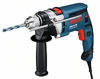 Дрель ударная Bosch GSB 16 RE (быстрозажимной патрон )