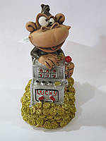 Фигурка (статуэтка) обезьяны Фортуна