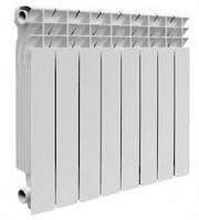 Биметаллический радиатор Mirado 500*96 мм.
