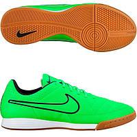 Футзалки Nike Tiempo Genio LEATHER IC 631283-330 Оригинал
