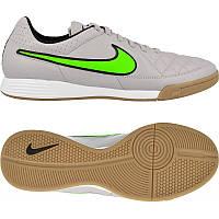 Футзалки Nike Tiempo Genio Leather IC 631283-030 Оригинал