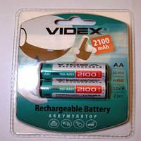 Аккумулятор Videx R6 AA 2100mAh, 1.2V