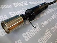 Глушитель прямоток стингер ВАЗ 2113-14 с насадкой