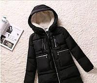 Классная женская зимняя  куртка парка новинка!!!!!!