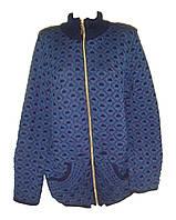 Женская кофта свитер полубатал