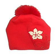 Женская шапка флис