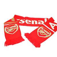 Шарфик зимний для болельщиков Arsenal