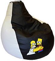 Мягкое бескаркасное Кресло мешок пуф для детей