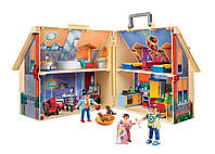 Переносной кукольный домик Плеймобил Playmobil Take Along Modern Doll House Оригинал!