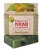 "Карпатське мило натуральне ""Кропива-реп`ях"" М013"
