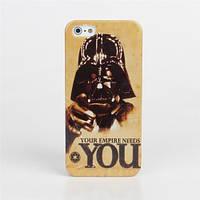 Чехол для iPhone 4 4S и 5 5G Ретро Стайл Дарт Вейдер Your Empire Needs You Star Wars