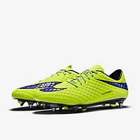 Бутсы Nike HYPERVENOM PHANTOM SG-PRO 599851-758!