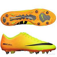 Бутсы Nike Mercurial Vapor IX SG 555607-708 оригинал