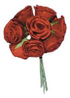 Букет для декорирования Красные розы