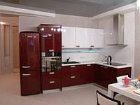 Натяжной потолок на кухню в Днепропетровске