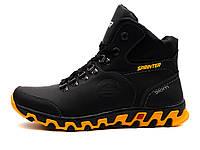 Ботинки зимние мужские ESR Sprinter Biom кожаные на меху черные, р. 40 45, фото 1