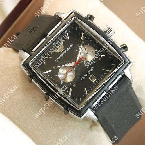 Механические наручные часы Armani Mechanic 114 для мужчин