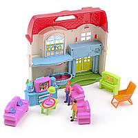 Кукольный домик 62-048