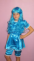 Детский карнавальный костюм Мальвины