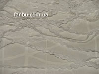 Белая тесьма вьюнок (ширина 5-6мм)