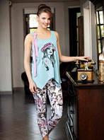 Женская пижама, комплект для дома и сна