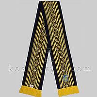 Шарф з українською символикою (7)