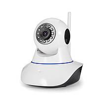 Camera IP 2P2 для видеонаблюдения через интернет c сигнализацией