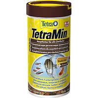 Тetra (Тетра) Основной корм для рыб в хлопьях TetraMin 100мл
