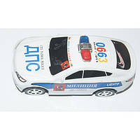 Игрушка №0663-12 машина полицейская с русской надписью