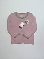 Тёплая кофта для девочек Zeplin 92р104р