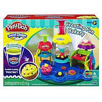 Набор пластилина Фабрика пирожных Play-Doh, Hasbro.