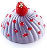 """Силиконовая форма для десертов Silikomart""""Parfum"""" D-75 mm.h=37.5mm  (Италия) (04436)"""