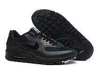 Кроссовки женские Nike Air Max 90 Hyperfuse Black USA
