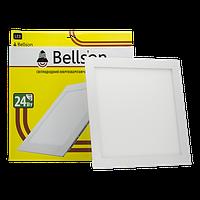 """Светодиодный светильник 24W """"квадрат"""" Bellson 4000K"""