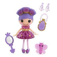 "Кукла Minilalaloopsy серии ""Принцессы-самоцветы"" - Аметист (с аксессуарами) 529729"