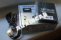 Usb aux sd card Yatour NIS для штатной магнитолы Nissan Infiniti