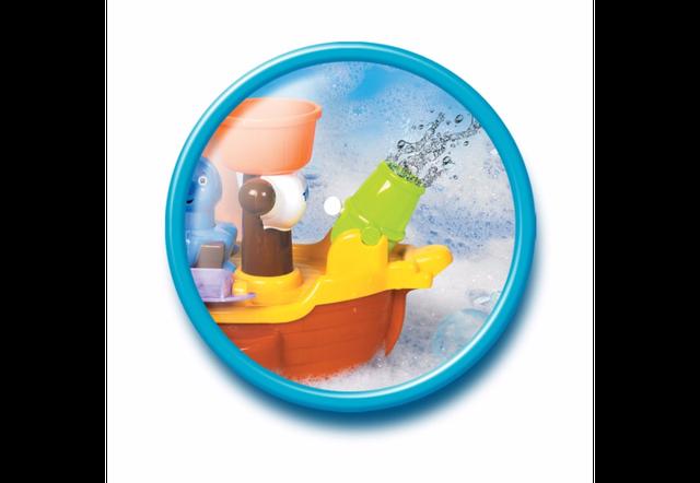 Игрушка для ванной Пиратский корабль