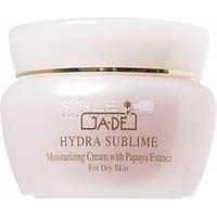 Увлажняющий крем для сухой кожи на основе папаи - Ga-De Moisturizing cream for dry skin (Оригинал)