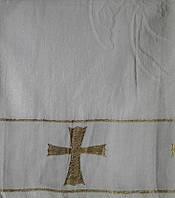 Полотенце махровое  для крещения ,крыжма.