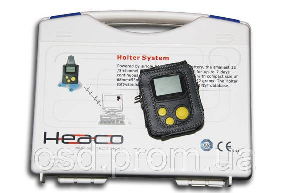 Холтер ЭКГ BI6600-12 без ПО