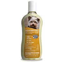 Шампунь от блох и клещей для собак мини и малых пород SENTRY PRO Toy Breed, 0.354 л