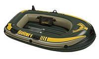 Надувная лодка Intex Seahawk Boat 1 Sport Series
