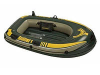 Надувная лодка Intex Seahawk Boat 2 Sport Series