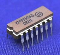Микросхема КМ155ЛА3