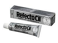 Краска для бровей и ресниц №1.1 (graphite / графит) 15 мл. RefectoCil (Австрия)