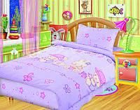"""Детское постельное белье в кроватку """"Непоседа"""" Игрушки"""