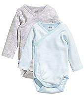 Боди для новорожденного (2 шт). 1-2, 6-9 месяцев