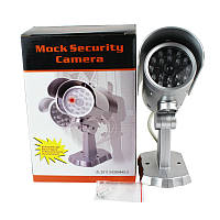 Видеокамера муляж Mock Security Camera, (камера обманка)